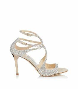 Ivette 85 Crystal Sandals