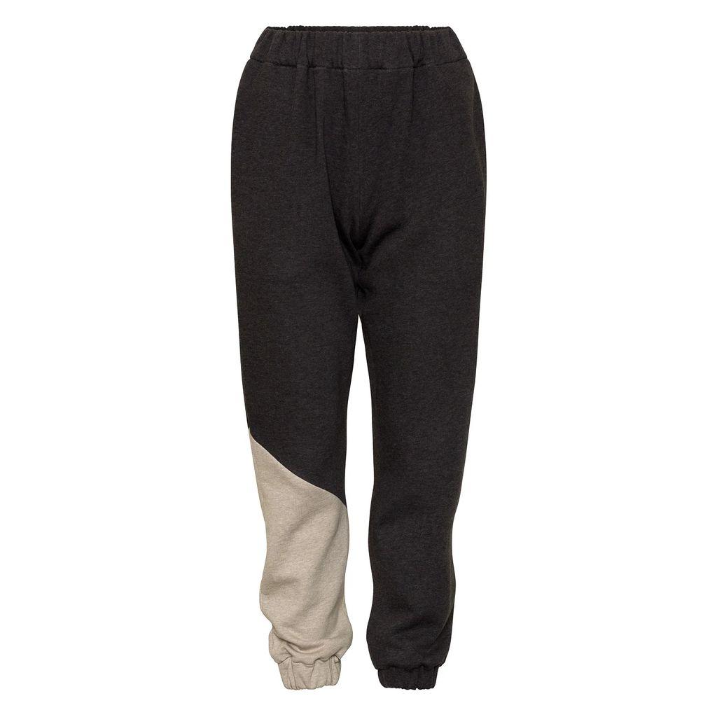 NY CHARISMA - White & Black Two-Tone Waffle Pattern Jacket