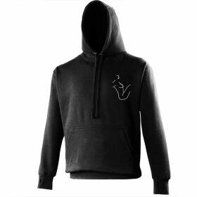Sophie Cameron Davies - Black Cotton Slim Shirt