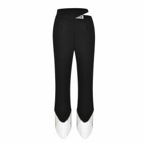 Christina Greene - Squash Blossom Pendant in Turquoise