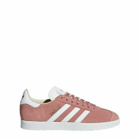 Gazelle W Leather Trainers