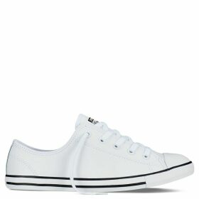 Dainty CTAS Leather Trainers