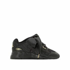 Trinomic Prevail Leather Heart Trainers