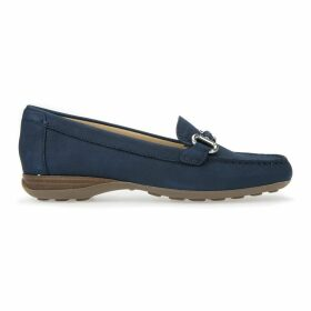 D Euxo D Leather Loafers