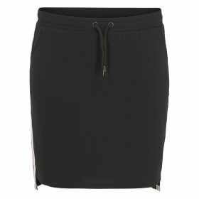 Plain Midi Pencil Skirt