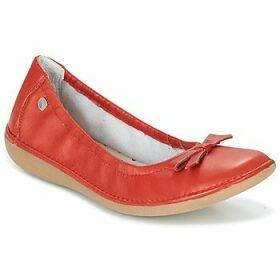 TBS  MACASH  women's Shoes (Pumps / Ballerinas) in Red