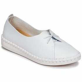 Les Petites Bombes  DEMY  women's Casual Shoes in White