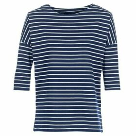 Vero Moda  VMULA  women's Sweatshirt in Blue