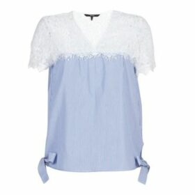 Vero Moda  VMVILMA  women's Blouse in Blue