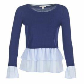 Esprit  EPILOLEO  women's Blouse in Blue