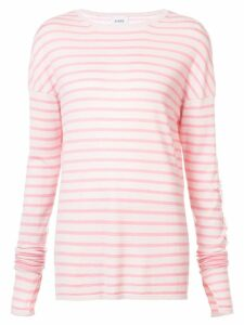 Barrie striped jumper - Pink