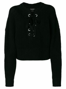 Isabel Marant Lacey jumper - Black