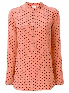 Aspesi polka dot blouse - Pink