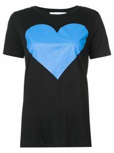 Prabal Gurung heart T-shirt - Black