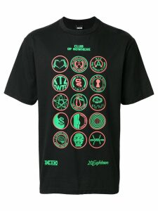 KTZ scout patch T-shirt - Black