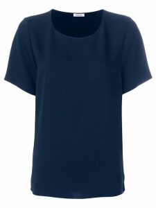 P.A.R.O.S.H. loose-fit crew-neck T-shirt - Blue