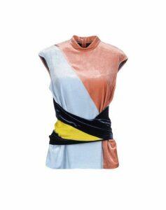 CEDRIC CHARLIER SHIRTS Blouses Women on YOOX.COM