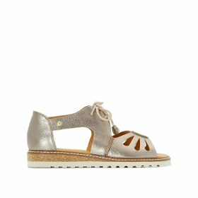 Alcudia W1L Leather Sandals