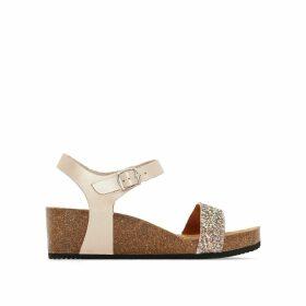 Astrid Wedge Sandals