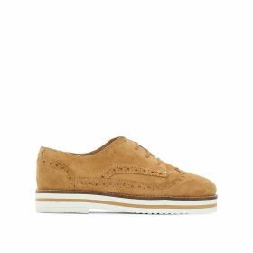 Suede Leather Hilary Lace-ups