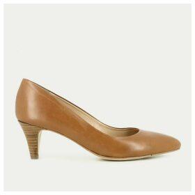 Dabi Leather Heels