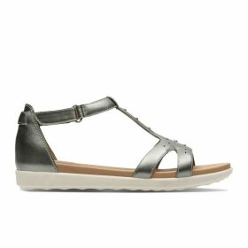 Un Reisel Mara Leather Sandals