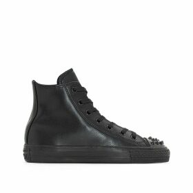 CTAS HI Studs Leather Trainers