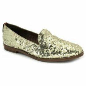 Elvio Zanon  B-0602-X  women's Shoes (Pumps / Ballerinas) in Gold