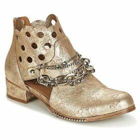 Mimmu  MOONJ2B  women's Mid Boots in Gold