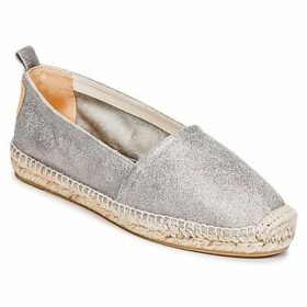 Castaner  KENT  women's Espadrilles / Casual Shoes in Silver