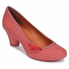 Cristofoli  DOUDA  women's Court Shoes in Red