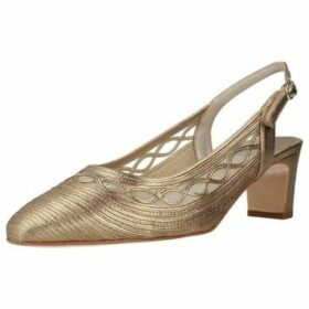 Sitgetana  29427  women's Court Shoes in Gold