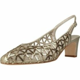 Sitgetana  SPLENDOR  women's Court Shoes in Gold
