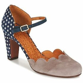 Chie Mihara  QUERESA  women's Court Shoes in Blue