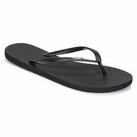 Roxy  VIVA IV J SNDL BLK  women's Flip flops / Sandals (Shoes) in Black