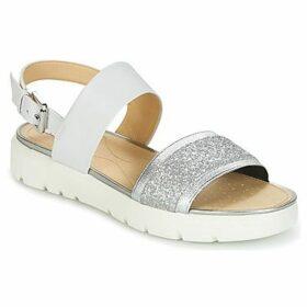 Geox  AMALITHA G  women's Sandals in White