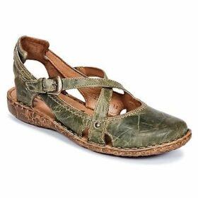 Josef Seibel  ROSALIE 13  women's Sandals in Green