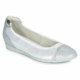 Tamaris  RACAPU  women's Shoes (Pumps / Ballerinas) in White