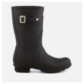Hunter Women's Original Short Wellies - Black - 8
