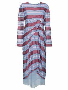 Sies Marjan Silk Elodie Dress - Blue