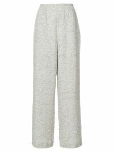 Jean Louis Scherrer Pre-Owned palazzo trousers - Neutrals