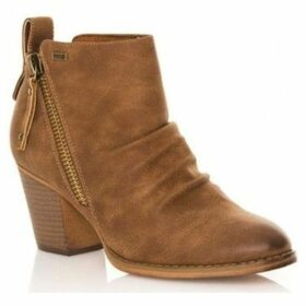 MTNG  BOTINES BAJOS SHOPITECA  women's Low Ankle Boots in Brown