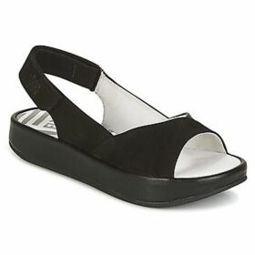 Fly London  BARY  women's Sandals in Black