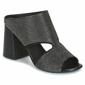 Mimmu  ISCOX9  women's Mules / Casual Shoes in Black
