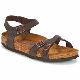 Birkenstock  KUMBA SFB  women's Sandals in Brown