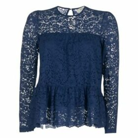 Betty London  INARA  women's Blouse in Blue