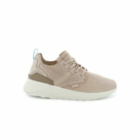 Axeon Low NBK Leather Trainers