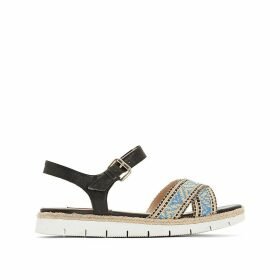 Paulti Leather Sandals