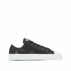 CTAS Ox Tipped Metallic Trainers