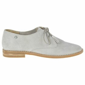 Oxford Suede Leather Brogues